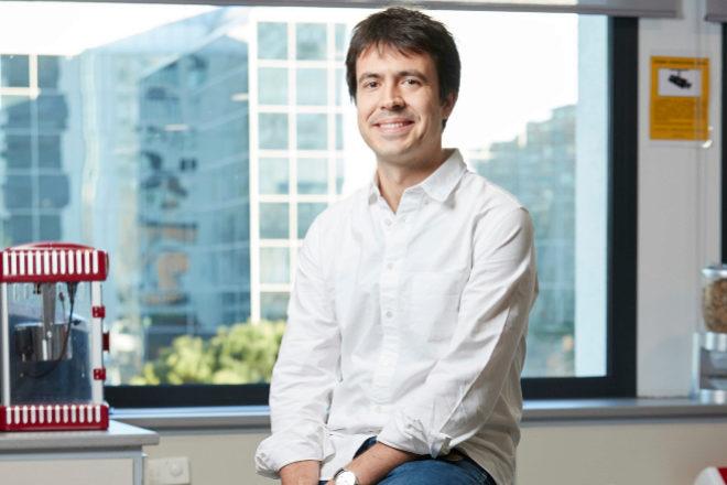 Patrik Bergareche, director general de Just Eat en España.