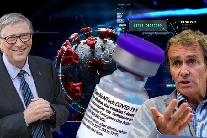 Fernando Simón, Bill Gates y Pfizer ponen fecha al fin de la pandemia