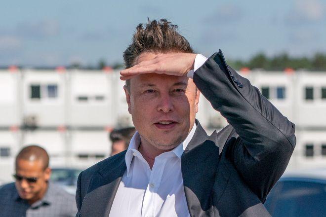 Elon Musk hunde el precio del bitcoin