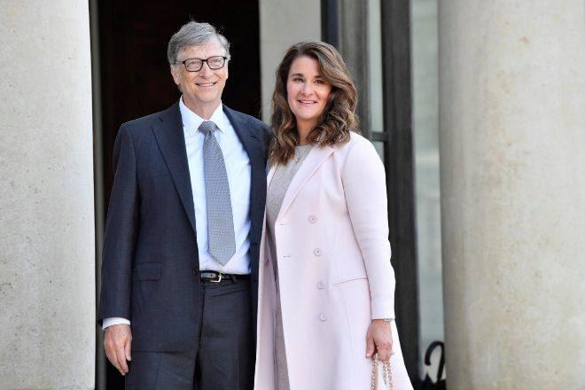 Por qué admiro a Melinda Gates