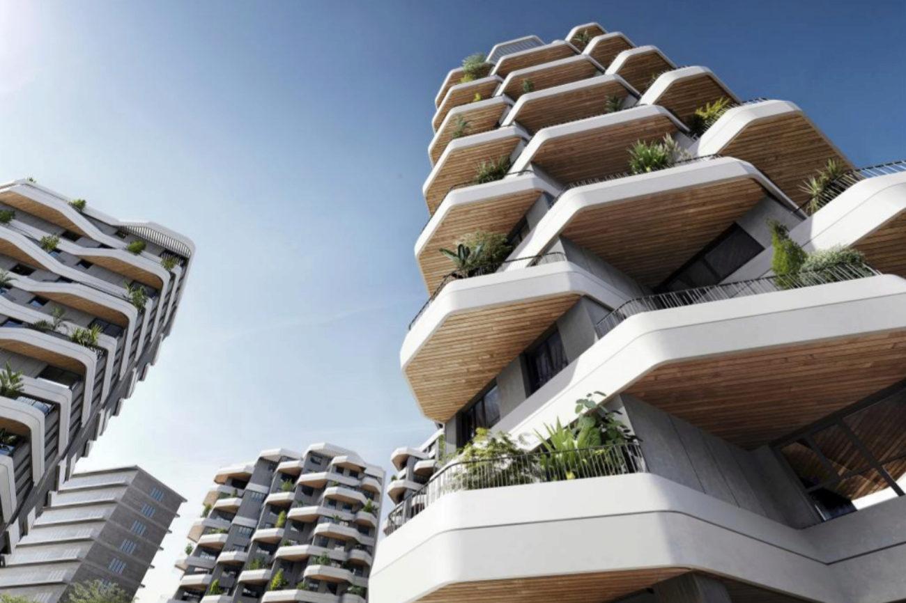 Diseñado por el estudio de arquitectura español Morph y por Back...