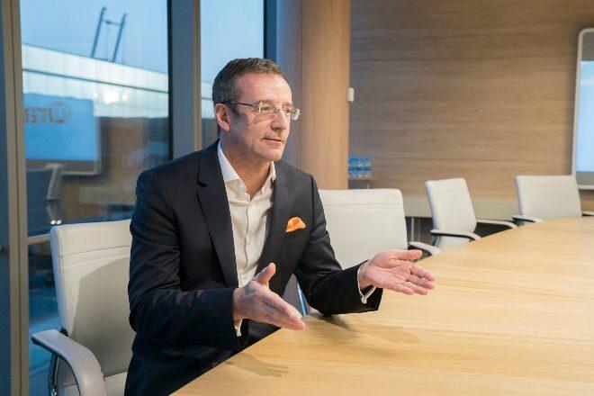 Jean François Fallacher, CEO de Orange España.