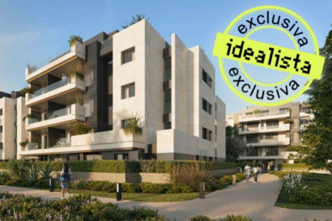 Levitt inicia en la antigua sede Kodak de Las Rozas (Madrid) una de las promociones de viviendas más deseadas