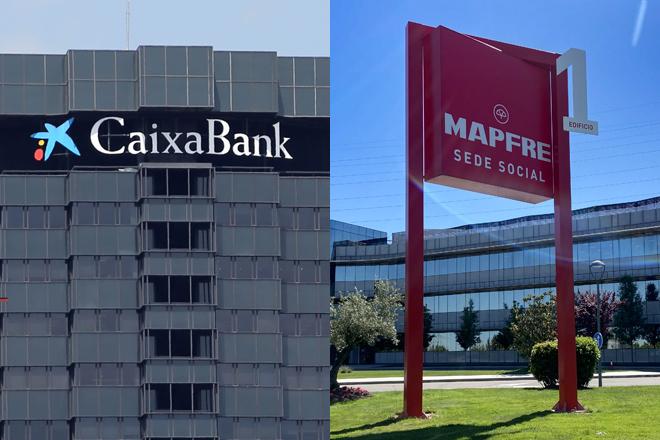 Cómo cobrar los dividendos de CaixaBank y Mapfre