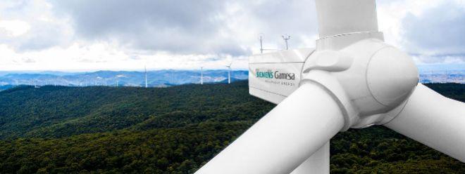 Siemens Gamesa está hoy entre los grandes fabricantes eólicos internacionales.