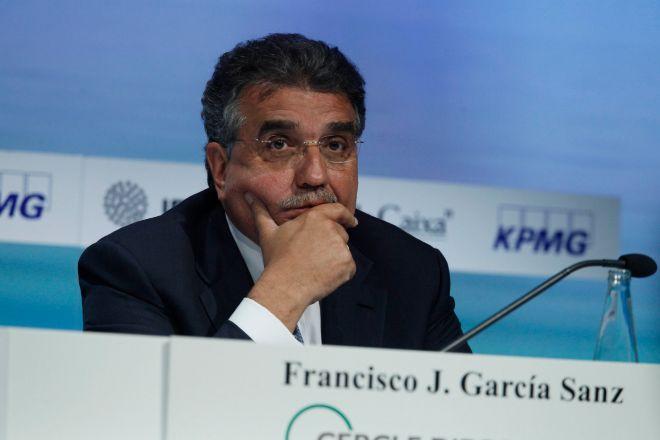Francisco García Sanz, exvicepresidente de Volkswagen.