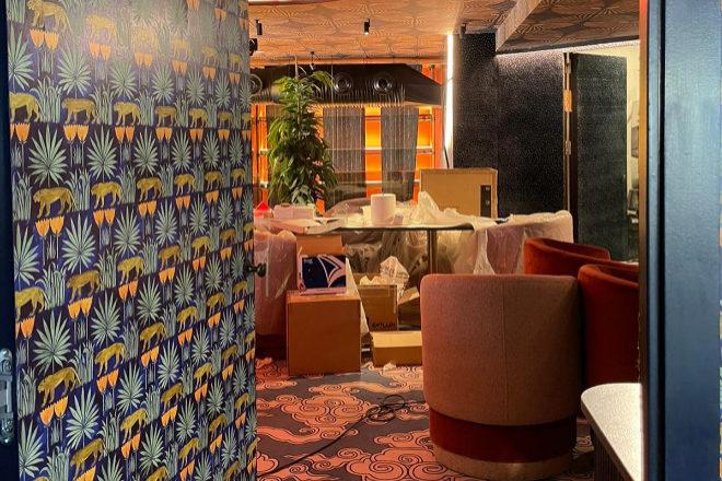 Baan, nuevo restaurante de cocina del sudeste asiático, que abre estos días en Madrid.