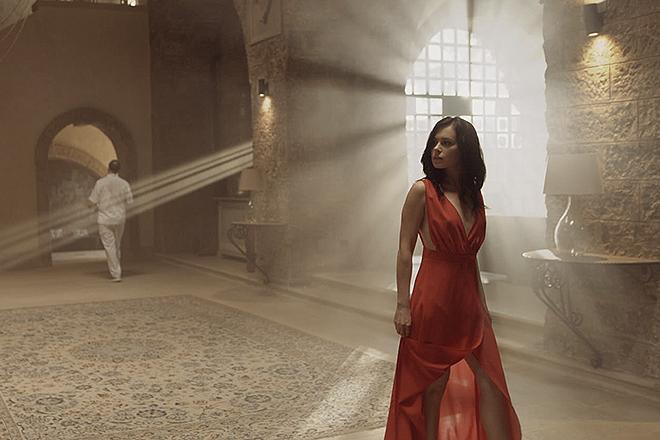 La actriz Anna-Maria Sieklucka interpreta el personaje de la joven secuestrada, Laura Biel.