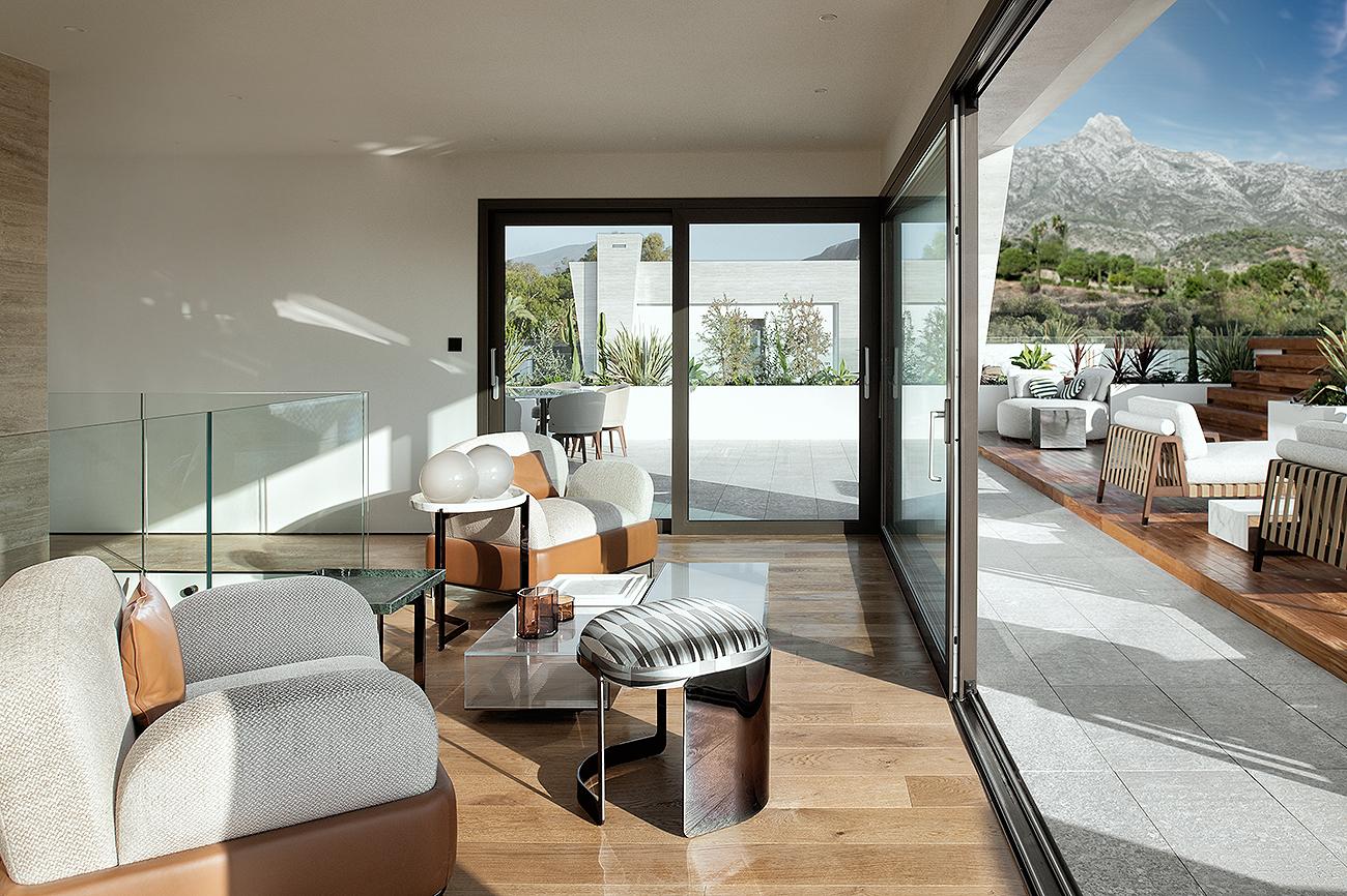 El interés de los inversores por las viviendas más grandes ha hecho...