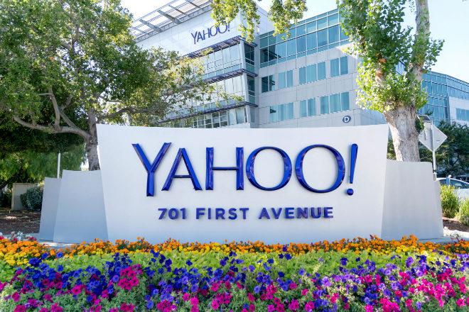 Sede de Yahoo!.