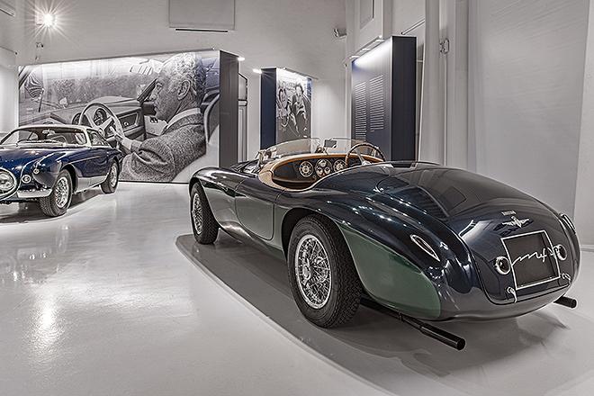 El Ferrari 166 MM de 1948, primer encargo personalizado de Agnelli a Ferrari.