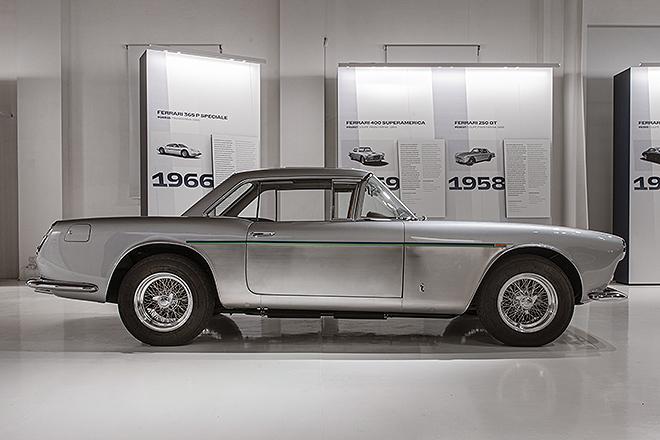 Ferrari 400 Superamerica de 1959.