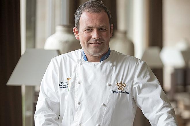 El responsable gastronómico es el chef Ignacio García Canellada.