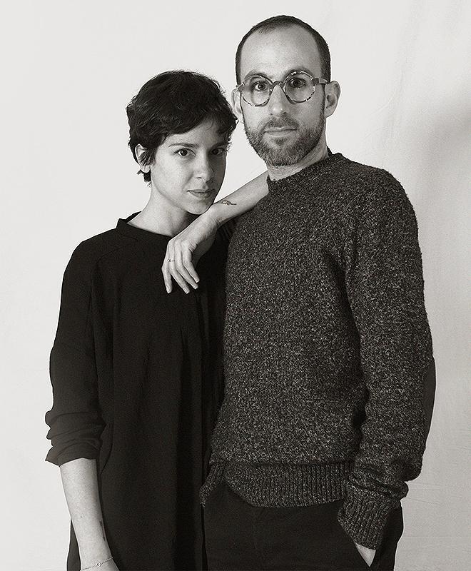 Lorena Serrano y Davide Fichera son los fundadores de Nina Mûr.