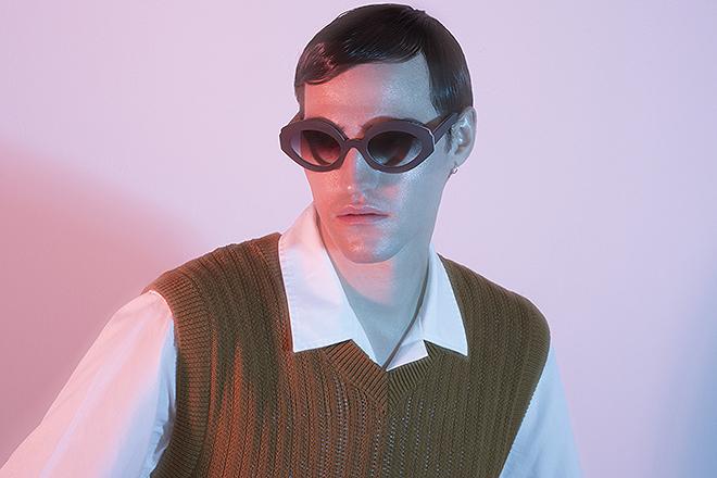 Sus gafas están realizadas en madera de abedul finlandés.