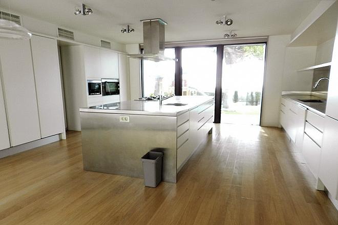 Imagen la cocina de la casa