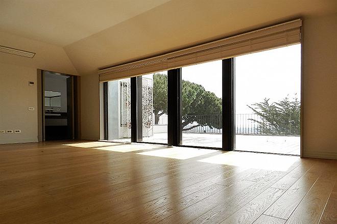Imagen de otra de las habitaciones de la casa