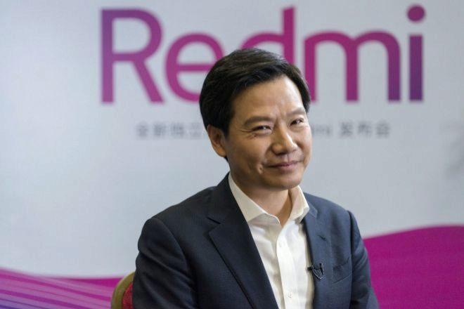 El director ejecutivo de Xiaomi, Lei Jun.