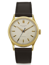 Reloj de muñeca vendido por Hausmann & Co a Andy Warhol, quien fue...