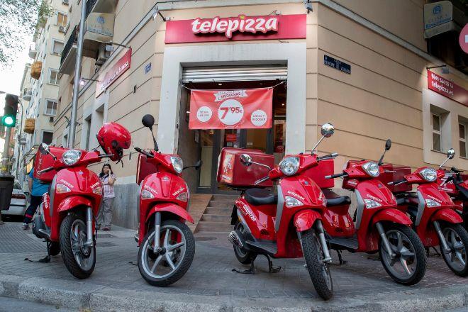 Food Delivery Brands (Telepizza) mejora su ebitda, pese a reducir ventas un 9,5%