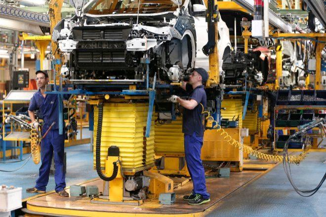 Ford Almussafes afronta junio a medio gas por la aplicación del ERTE