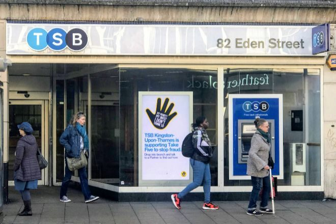 TSB, filial de Sabadell, es una de las entidades de banca comercial más conocidas en Reino Unido.