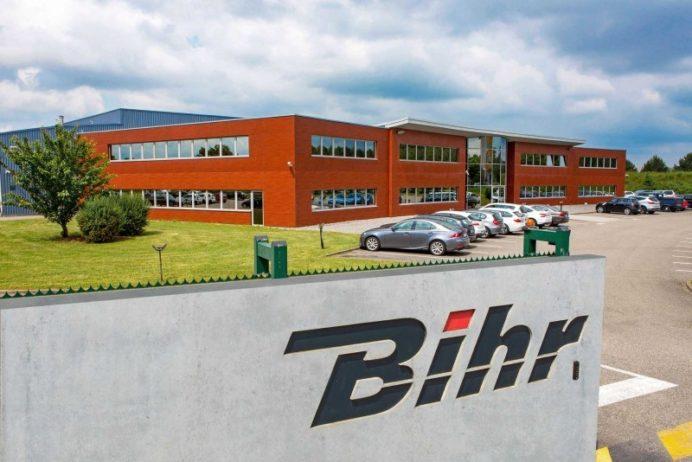 Oficinas centrales de Bihr en Bartenheim.