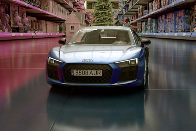 Audi recibirá este año el premio de Anunciante del año por los trabajos realizados en ediciones anteriores como la campaña 'La muñeca que eligió conducir', de Proximity Barcelona.