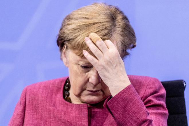 Angela Merkel dejará la cancillería alemana tras las elecciones parlamentarias del 26 de mayo.