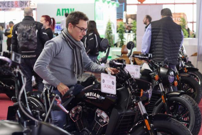 El objetivo comercial de Motorama es una de sus grandes bazas cada año.