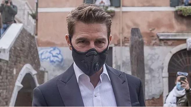 La peor pesadilla de Tom Cruise se hace realidad: positivo en el rodaje de 'Misión Imposible 7'