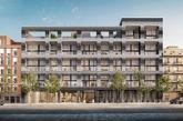 El edificio, que perteneció a Telefónica, constará de 60 viviendas,...