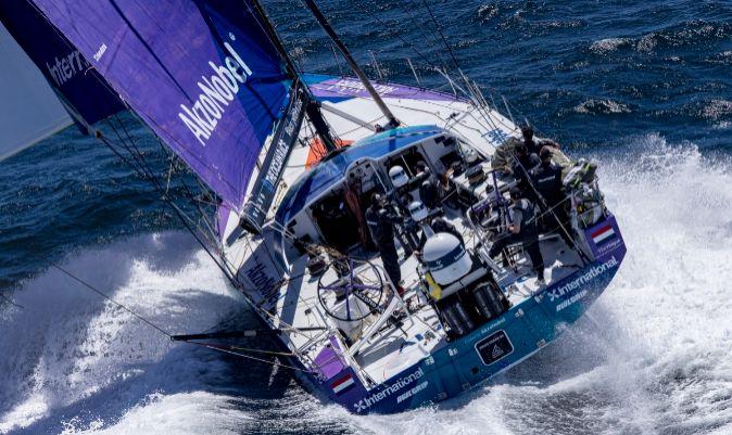 El VO65 Akzonobel Ocean Racing. | SAILING ENERGY