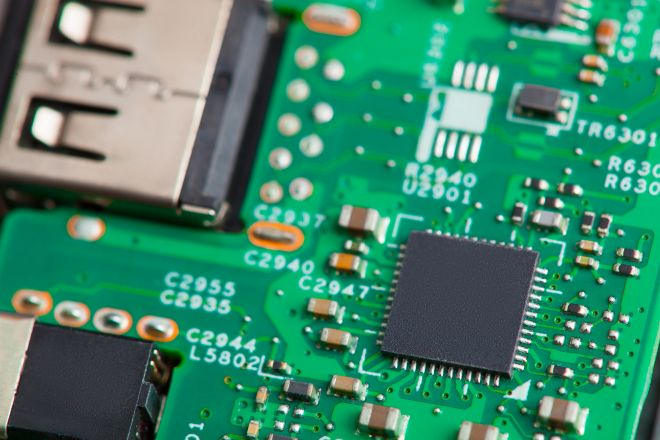 Los fabricantes de chips se vean abrumados por el fuerte incremento de la demanda.