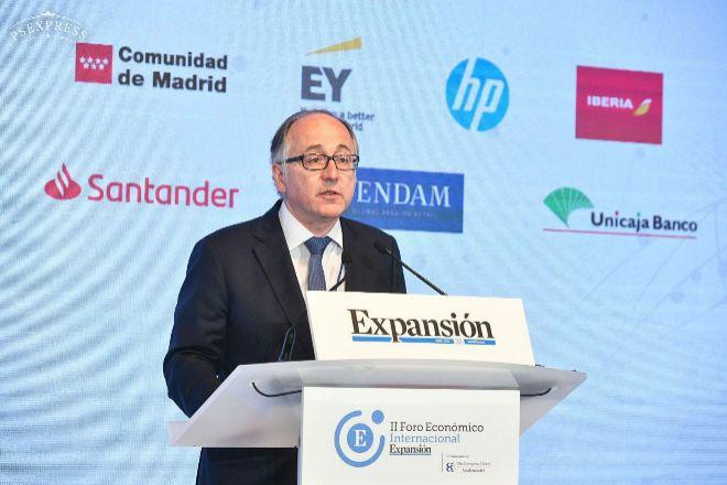 Luis Gallego, consejero delegado de IAG.