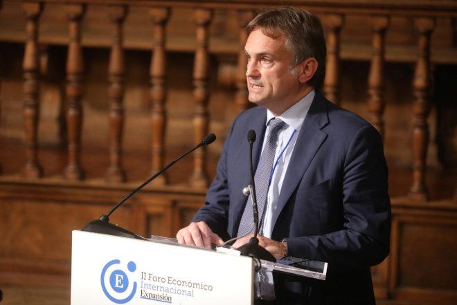 Marco Pompignoli, presidente ejecutivo de Unidad Editorial.