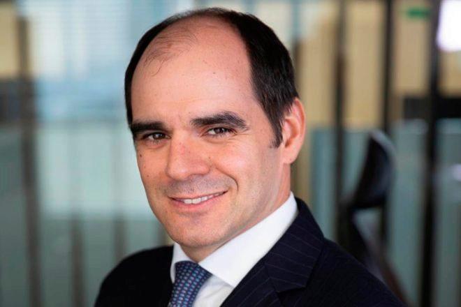António Simões, consejero delegado de Santander España y responsable de Europa.
