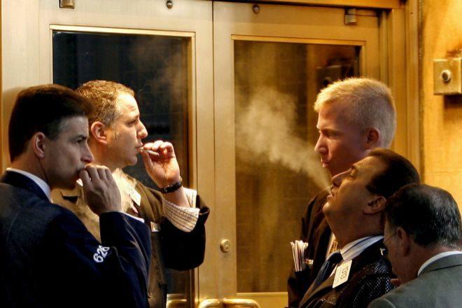 El sector del tabaco ha subido un 13% en Bolsa en lo que va de 2021.