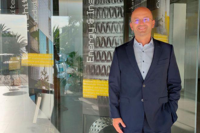 Lionel Chapis, CEO de Aludium