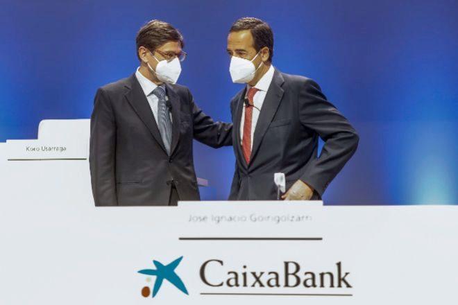 CaixaBank cree que los test de estrés climáticos no impondrán requerimientos...