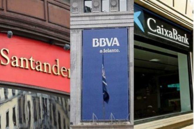 Santander, BBVA y CaixaBank se hacen fuertes en bonos corporativos frente a la banca foránea