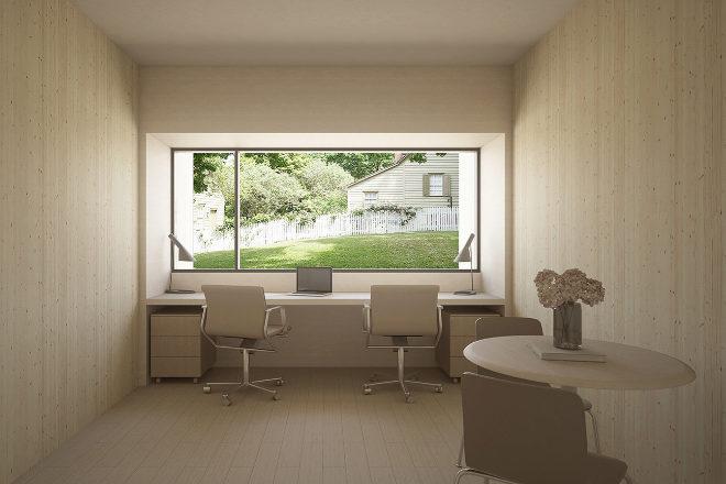 Propuesta para el uso de Liten como estudio anexo a la vivienda.
