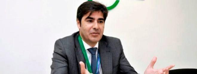 Ángel Haro es fundador de Prodiel y presidente del Real Betis Balompié.
