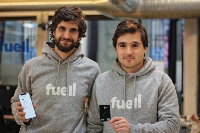 Daniel Seijo y Eduardo Ortiz de Lanzagorta, fundadores de Fuell.