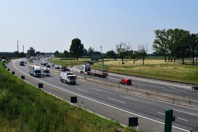 Autopistas que se ha adjudicado Sacyr en las cercanías de Turín (Italia).
