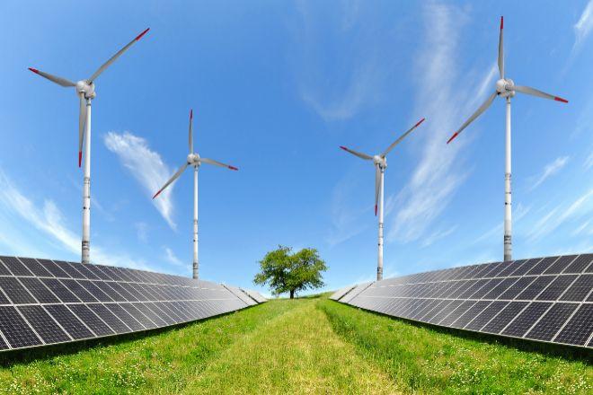 Instalaciones eólica y solar