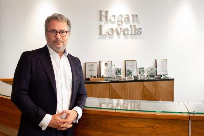 José Luis Vázquez, nuevo socio director de Hogan Lovells