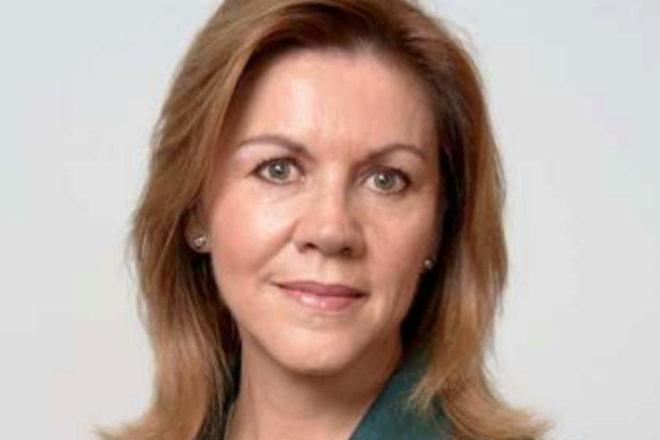 María Dolores de Cospedal deja temporalmente su puesto en el consejo del bufete CMS Albiñana & Suárez de Lezo