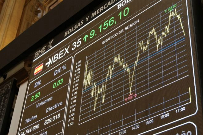 Santander, BBVA e Inditex dan brío a la remontada del Ibex