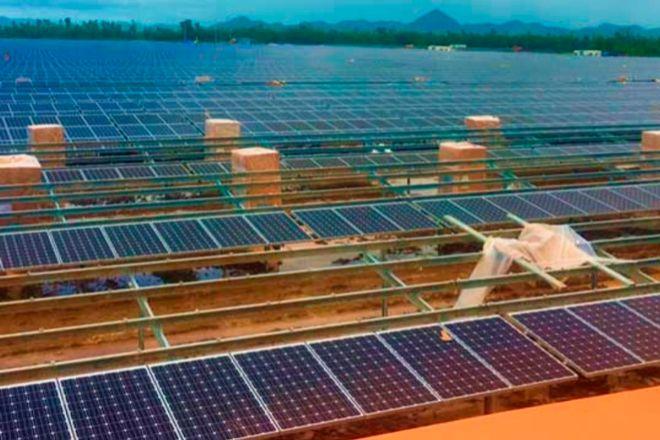 Univergy Solar se ha especializado en el desarrollo de plantas fotovoltaicas.
